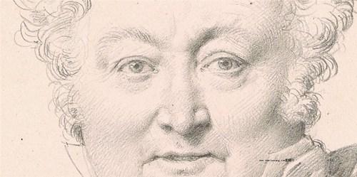 恩格尔素描:三幅高清素描
