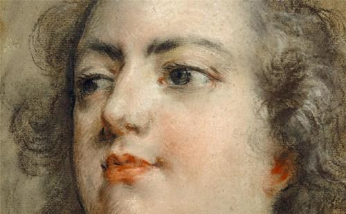 博物馆收藏10幅古典大师素描画像