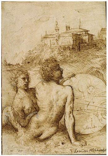 提香·韦切利奥的素描