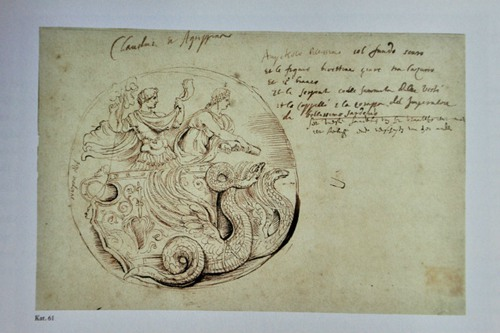 鲁本斯素描手稿稀有收藏版