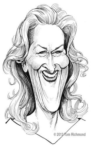 成龙爱因斯坦奥巴马名人动画创意素描
