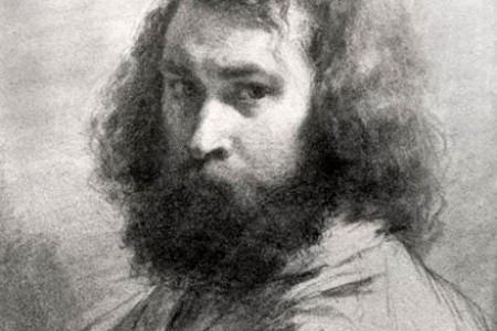 艺术大师让·弗朗索瓦·米勒素描油画作品介绍(一)