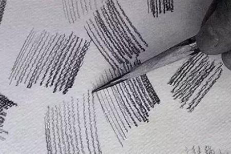 素描排线_素描排线技巧 视频教程