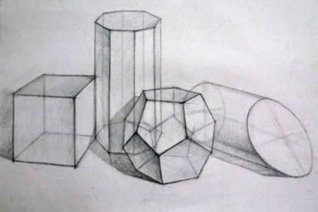 素描轮廓线是什么?轮廓线怎么画?详细教程