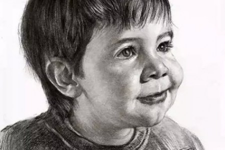 素描头像各年龄段的作画要点分析 不同年龄段的头像具体解析