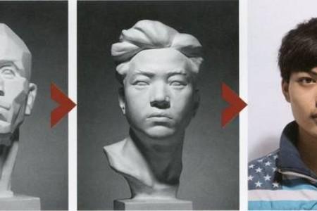 学素描头像前为什么要画石膏像?学石膏像的意义