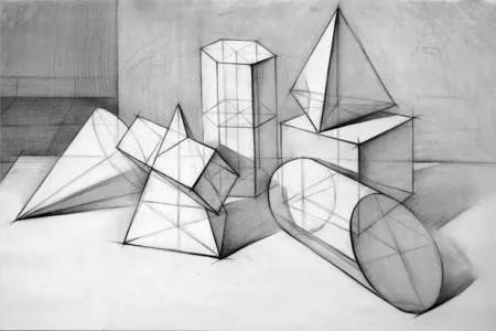 什么是结构素描?结构素描教程知识详细讲解