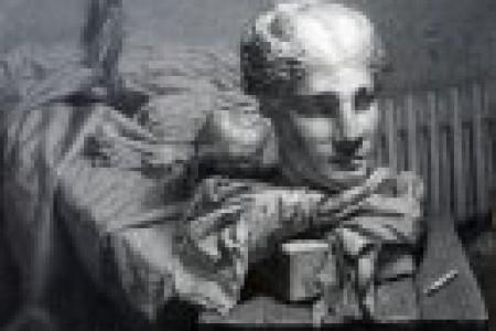 组合素描静物——Exlave艺术广场精品店