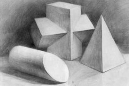 基础素描课程第1课:素描的种类有多少种?