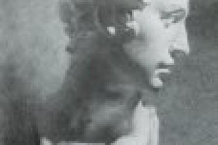 冉毛琴素描石膏雕像收藏