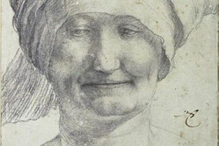 文艺复兴时期格伦沃尔德素描