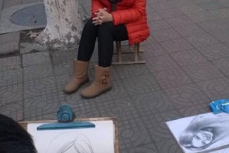 购物发现街道草图照片广播
