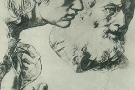 拉斐尔素描