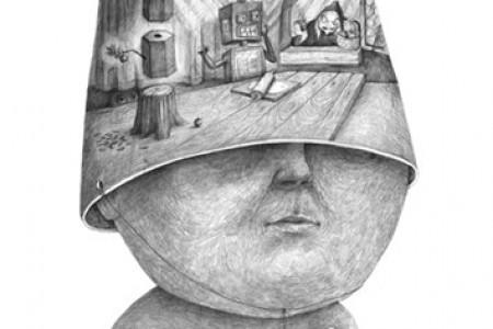斯特凡·扎西特的素描是一部充满想象力的好作品。