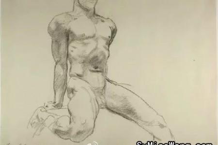 萨金特的人体素描