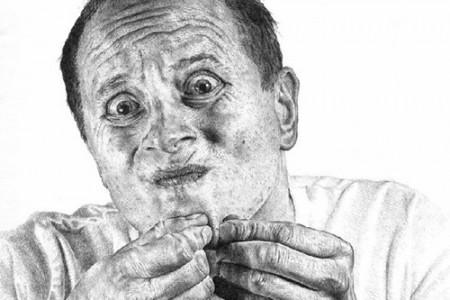 《库瓦莱宁》中的超现实主义人物素描