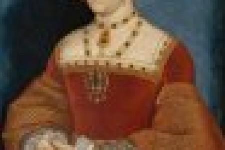 霍尔拜因大师的50幅素描和油画(2)