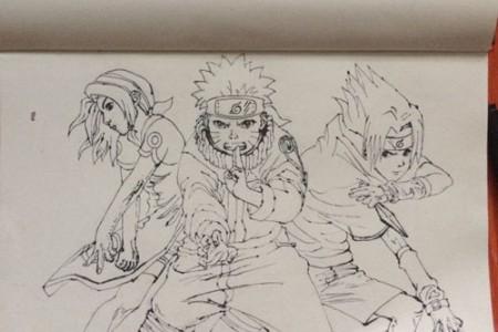 齐蔡骏素描:家庭与火焰忍者