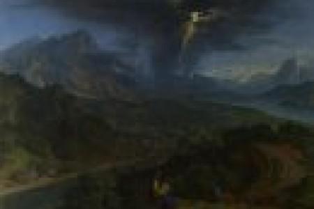 让·弗朗索瓦·米勒的高清风景动物油画