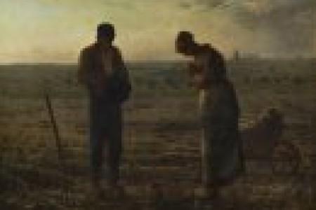 让·弗朗索瓦·米勒的28幅高清人物油画