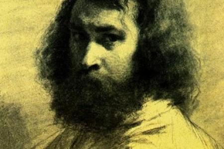 让·弗朗索瓦·米勒40部人物素描