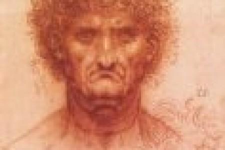 达芬奇人物素描(69册)解析