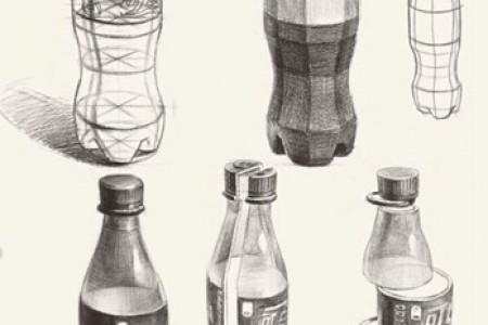 可口可乐草图结构的分解方法