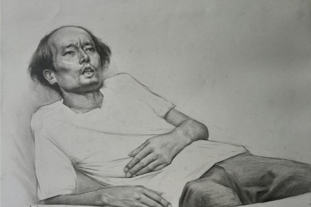 北京瘫痪:葛优的谎言素描,明星素描