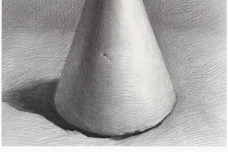 圆锥草图四步绘制标准复制图