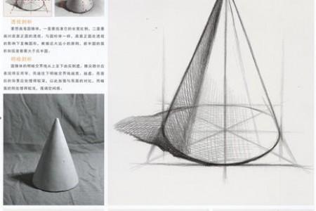绘制圆锥体的课程计划(1)
