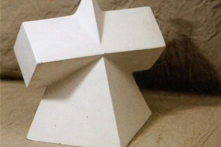 四棱锥棱镜组合明暗图教程