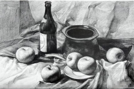 除了复制优秀作品之外,学习绘画还有哪些其他方法?