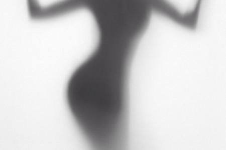 朦胧美人体素描感受人体艺术的另类美感